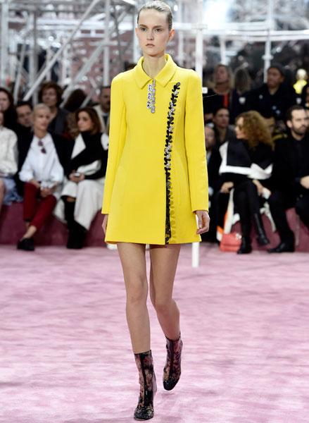 Фото №6 - В Париже прошел кутюрный показ Dior