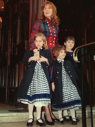 Фото №3 - Главный совет, который Сара Фергюсон дала своим дочерям (но она сама ему никогда не следовала)