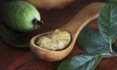 Варенье из фейхоа: полезные свойства и рецепты. Консервирование
