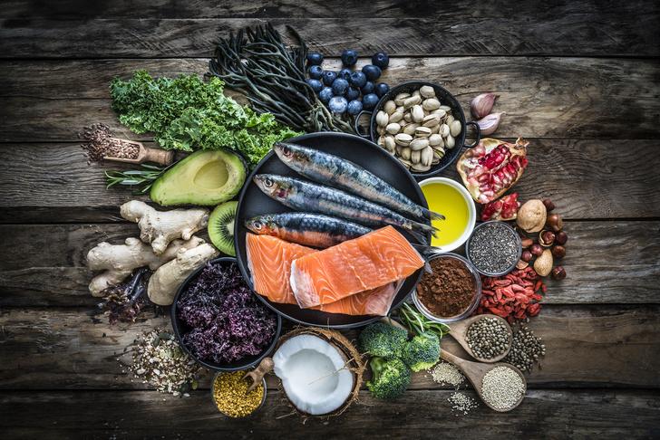 Фото №1 - Жиры для похудения: 7 жирных продуктов – для тех, кто не в форме