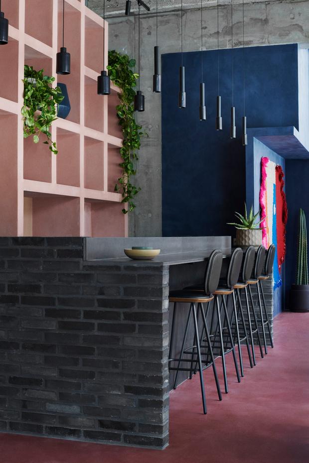 Фото №1 - Яркий ресторан мексиканской кухни в Копенгагене