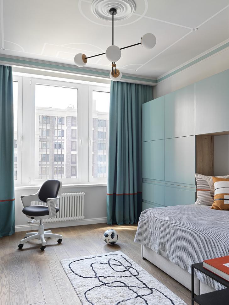 Фото №12 - Квартира 120 м² для пары с двумя детьми в Москве