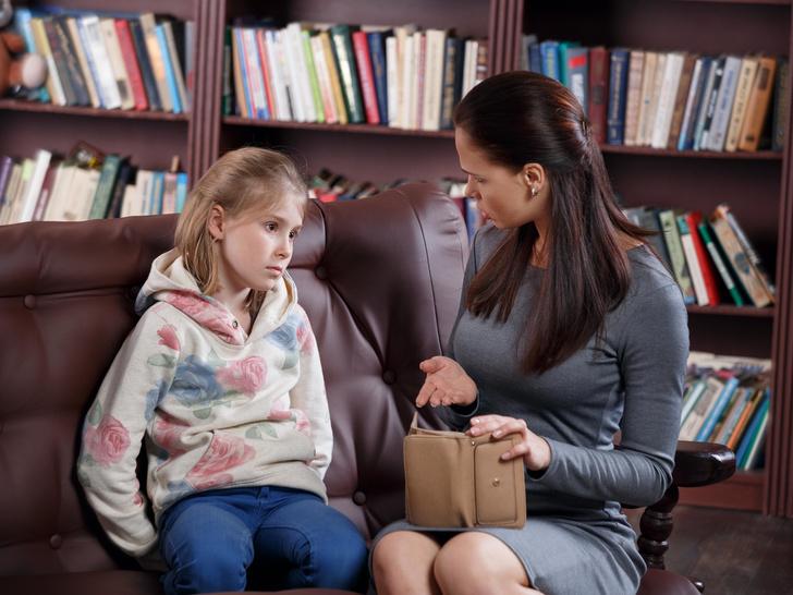 Фото №3 - Что делать, если ребенок ворует: советы психолога