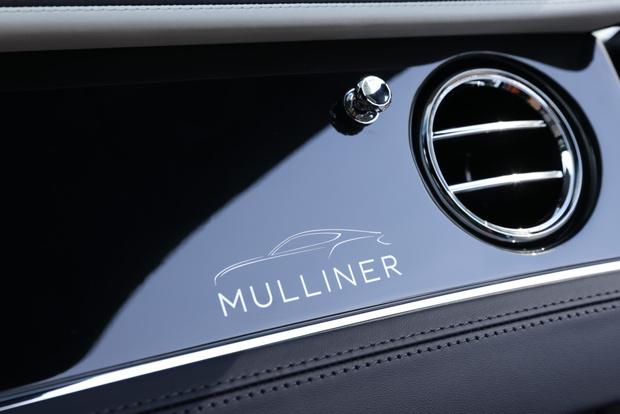 Фото №2 - Bentley представили в России новый Continental GT Mulliner