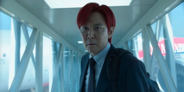 Фото №3 - «Игра в кальмара»: почему главный герой покрасил волосы в красный цвет?
