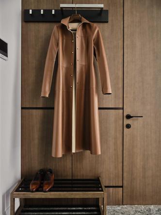 Фото №6 - «Манхэттенская» квартира с винтажной мебелью 136 м²
