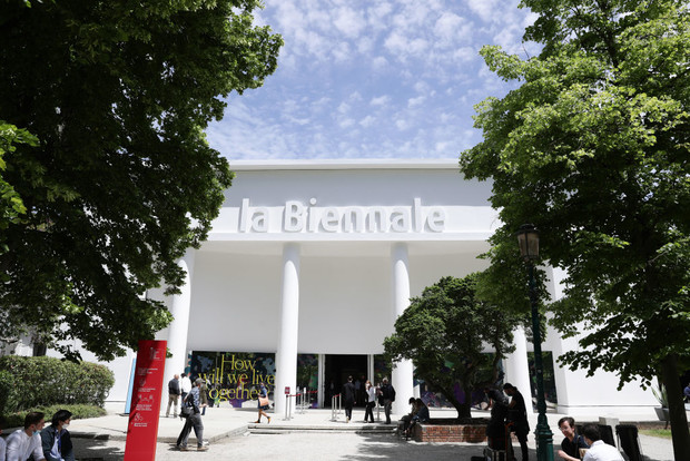 Фото №1 - Архитектурная биеннале в Венеции: как архитектура спасает мир