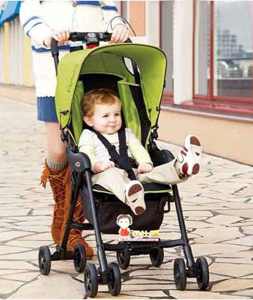 Фото №11 - Прогулка налегке: 10 самых легких прогулочных колясок для лета по разумной цене
