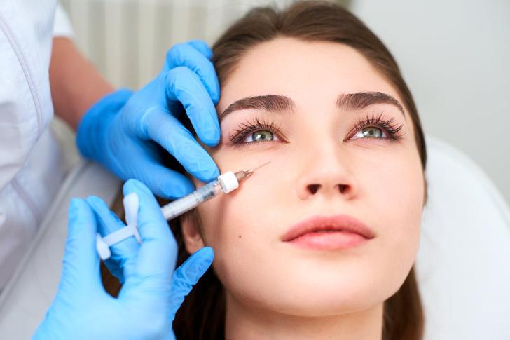 кожа вокруг глаз как ухаживать и сохранить молодость