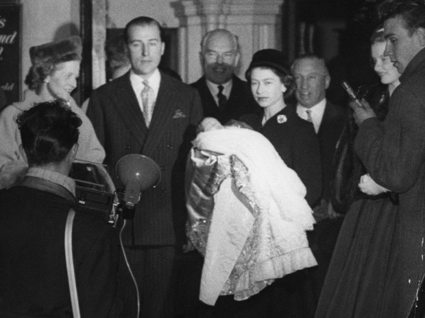 Фото №9 - Когда Королева— вторая мама: полный список крестников и крестниц Елизаветы II