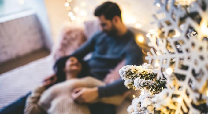 Секс под елкой: 21 идея для вашей пары