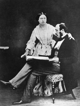 Фото №3 - Самая страстная любовная переписка монархов: ссоры и примирения королевы Виктории и ее мужа принца Альберта