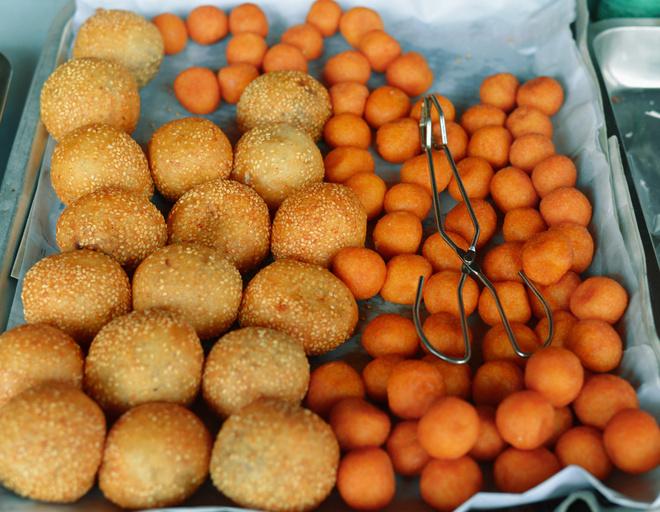 пончики из картофельного пюре