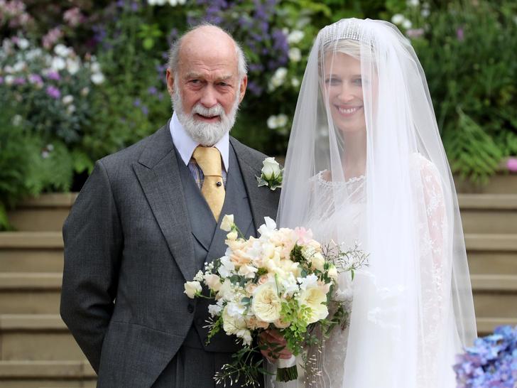 Фото №2 - Папины дочки: самые трогательные фото королевских невест с отцами