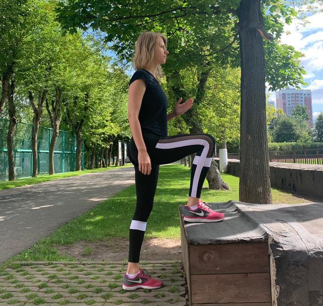 Упражнения для красивых ягодиц для женщин