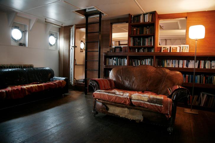 Фото №3 - В Англии продается дом на корабле