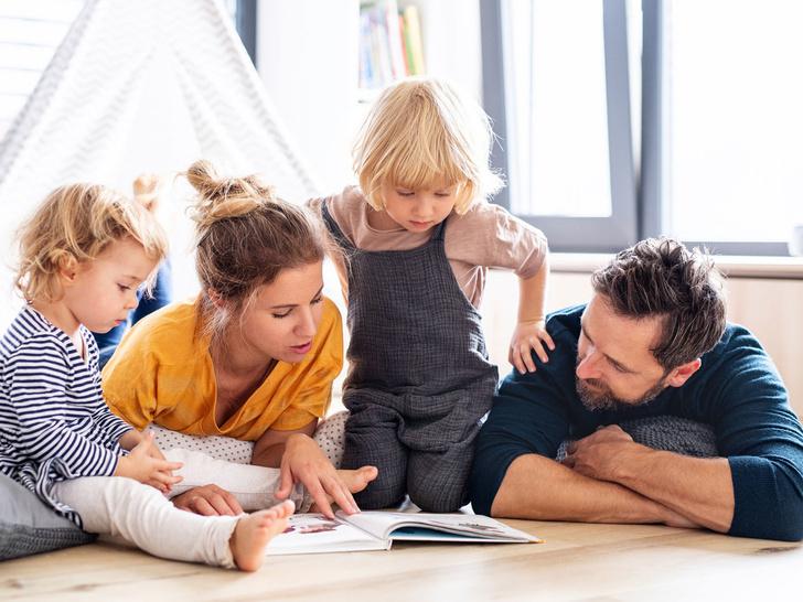 Фото №1 - Главные ошибки современных родителей