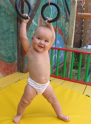 Фото №3 - Лето на даче: как обустроить игровой уголок для детей
