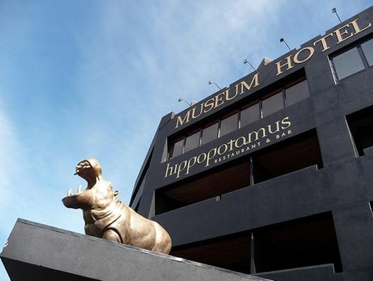 Фото №6 - Топ-10 самых элегантных арт-отелей