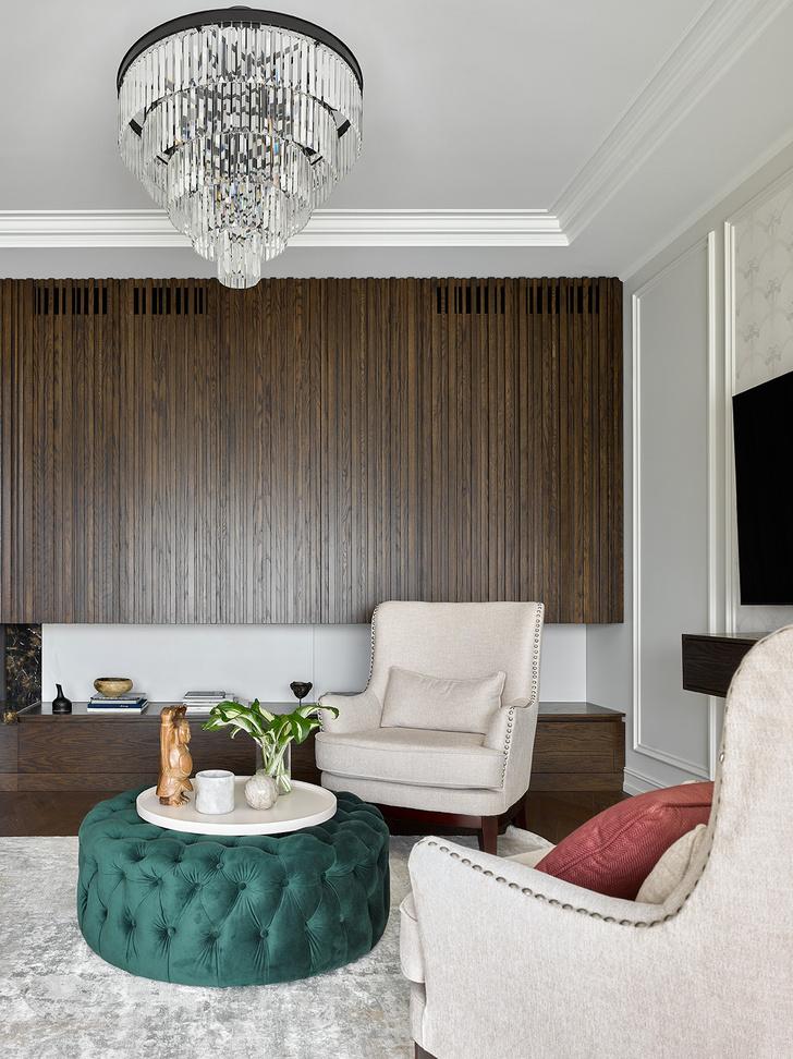 Фото №9 - Двухуровневый таунхаус 285 м² в Барвиха Хиллс: проект студии Intro by Chak