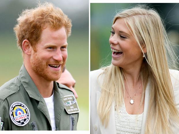 Фото №1 - Неожиданное прозвище принца Гарри, которое ему дала бывшая возлюбленная