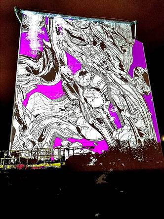 Фото №2 - Искусство на улицах: что нужно знать о новой работе Саши Купаляна «Душа воды»