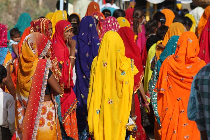 В Индии новый штамм коронавируса заражает вакцинированных