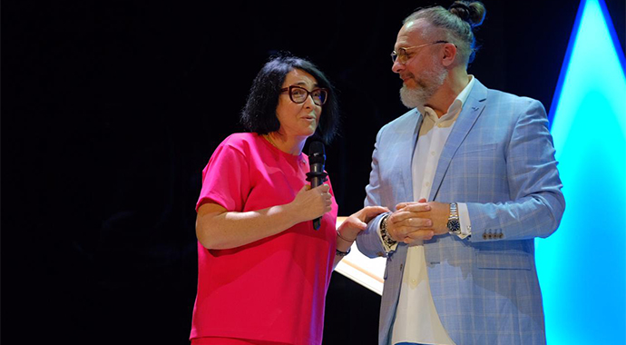 Театр «Модерн» открыл новый сезон спектаклем «NIRVANA»