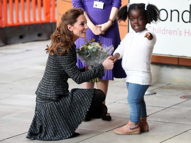 Фото №3 - Самое трогательное прозвище, которое поклонники дали герцогине Кейт