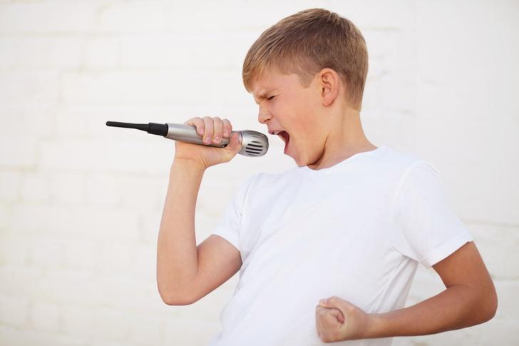 как научить ребёнка петь в домашних условиях