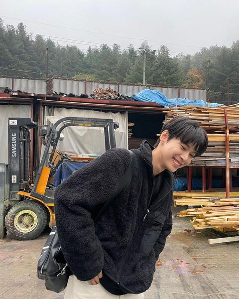 Фото №1 - Начало положено: Доён из NCT дебютирует в кино