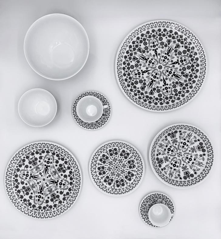 Фото №3 - Art of the Table by Driade 2021: две новых коллекции посуды