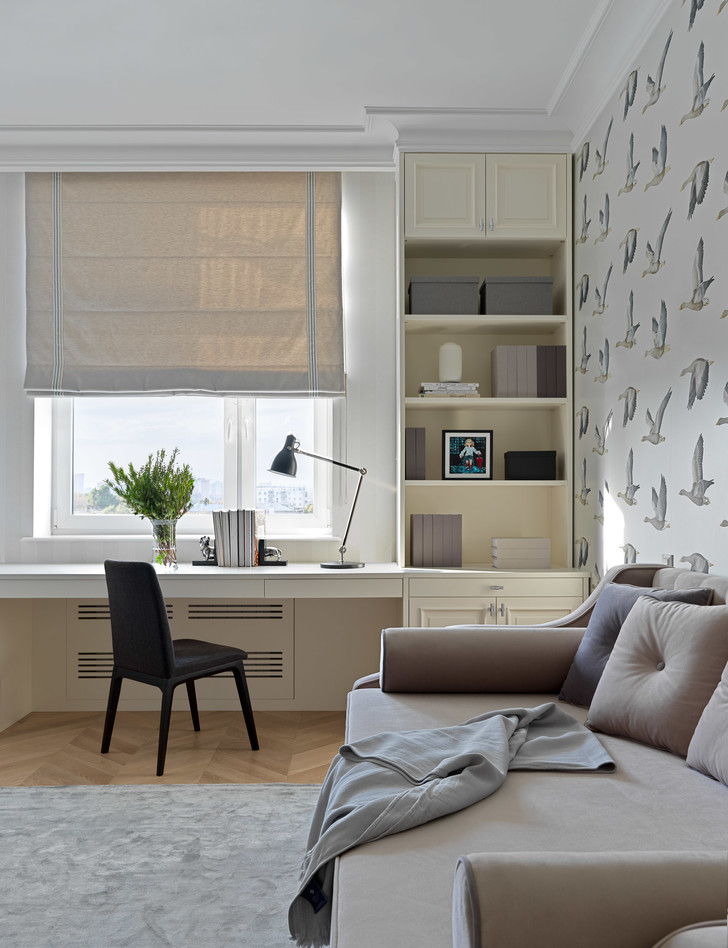 Фото №16 - Расширяя горизонты: квартира 159 м² в Москве