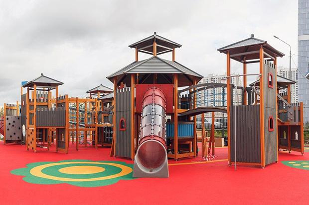 Фото №1 - МЕГА-развлечения для детей: 11 игровых площадок