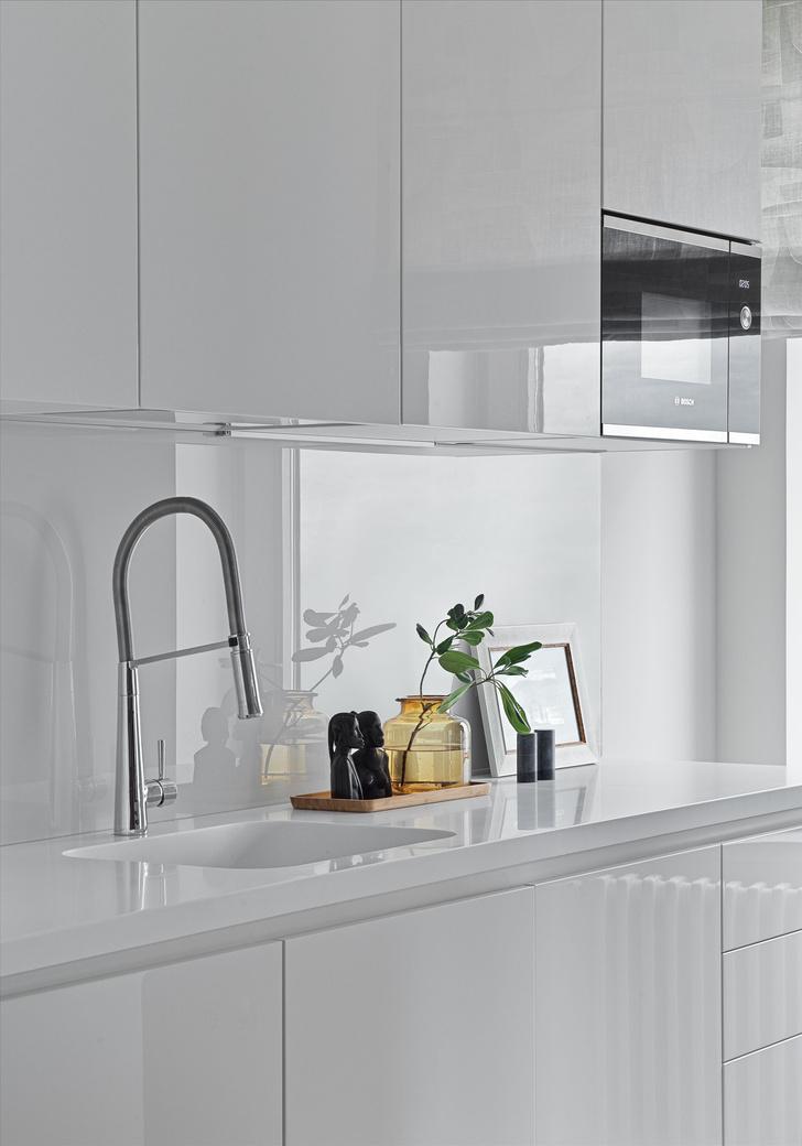 Фото №4 - Умная планировка для маленькой кухни: 5 советов