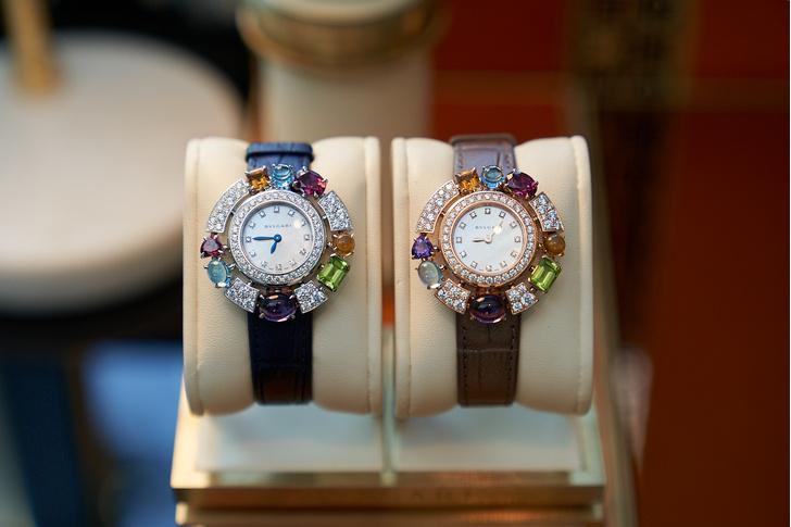 Фото №4 - Змейка, которую хочется приручить: Bvlgari представили новую часовую коллекцию, и ее нужно увидеть