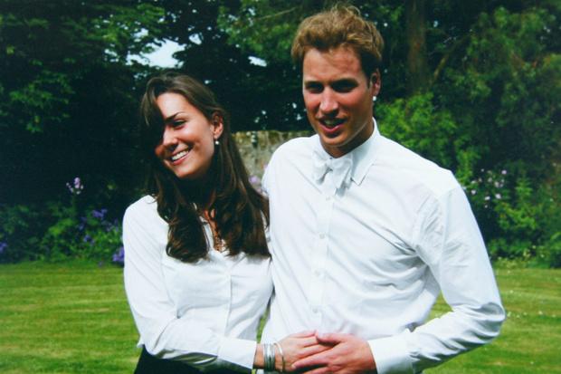 Фото №3 - Кейт Миддлтон и принц Уильям отмечают юбилей семейной жизни: как развивался роман самой обсуждаемой пары