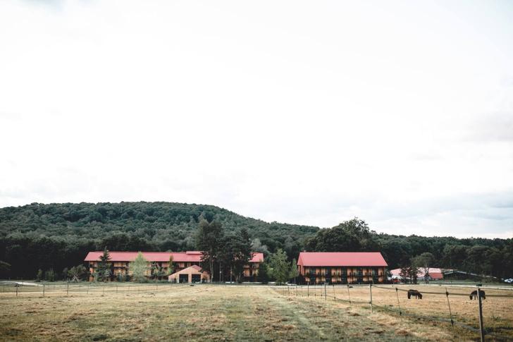 Фото №2 - Le Barn: отель в деревенском стиле во Франции
