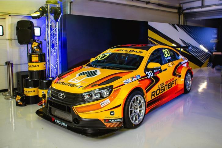 Фото №2 - Lada начинает новый гоночный сезон
