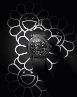 Фото №5 - На грани искусства и технологий: Hublot выпустил часы вместе с Такаси Мураками