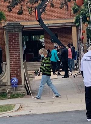 Фото №3 - Кого сыграет Эван Питерс в новом сезоне «Американской истории ужасов»?