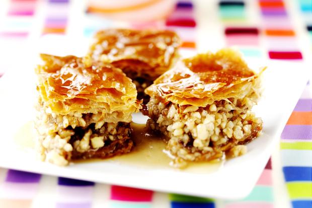 Десерты мира, фото рецепты