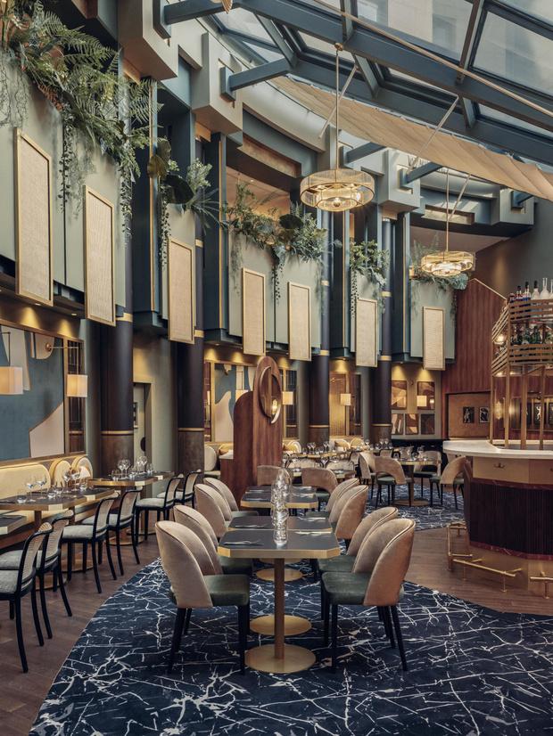 Фото №16 - Яркий дизайн-отель в Париже
