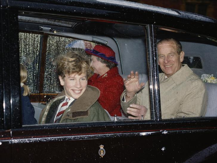 Фото №3 - Королевская традиция, которая нарушилась с рождением старшего внука Елизаветы II