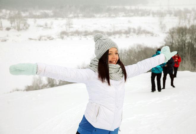 Фото №1 - «Квань»: горнолыжный курорт недалеко от Москвы