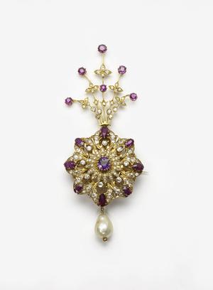 Фото №7 - Сокровища индийских князей: как выглядят самые роскошные украшения махараджей