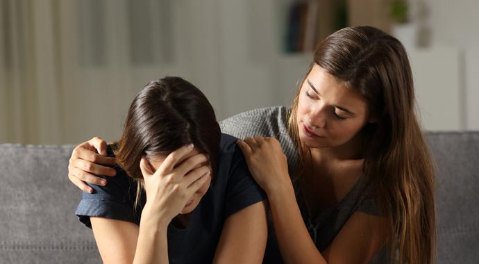 Как утешить близкого человека?