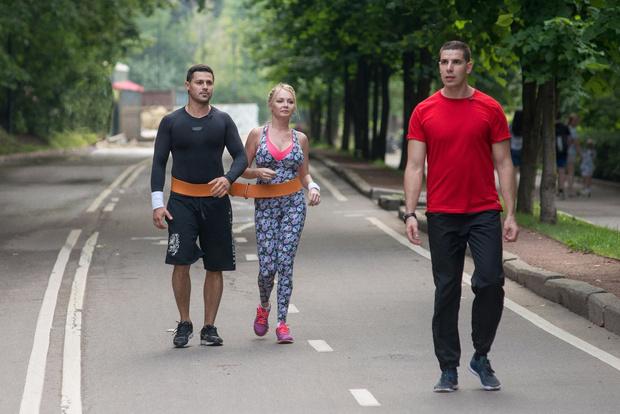 Фото №2 - Дарья и Сергей Пынзарь: счастливы вместе!