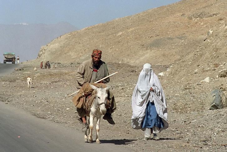 Фото №3 - Свобода за чадру: что станет с женщинами Афганистана при «Талибане»