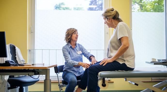Болят колени: в чем причина?